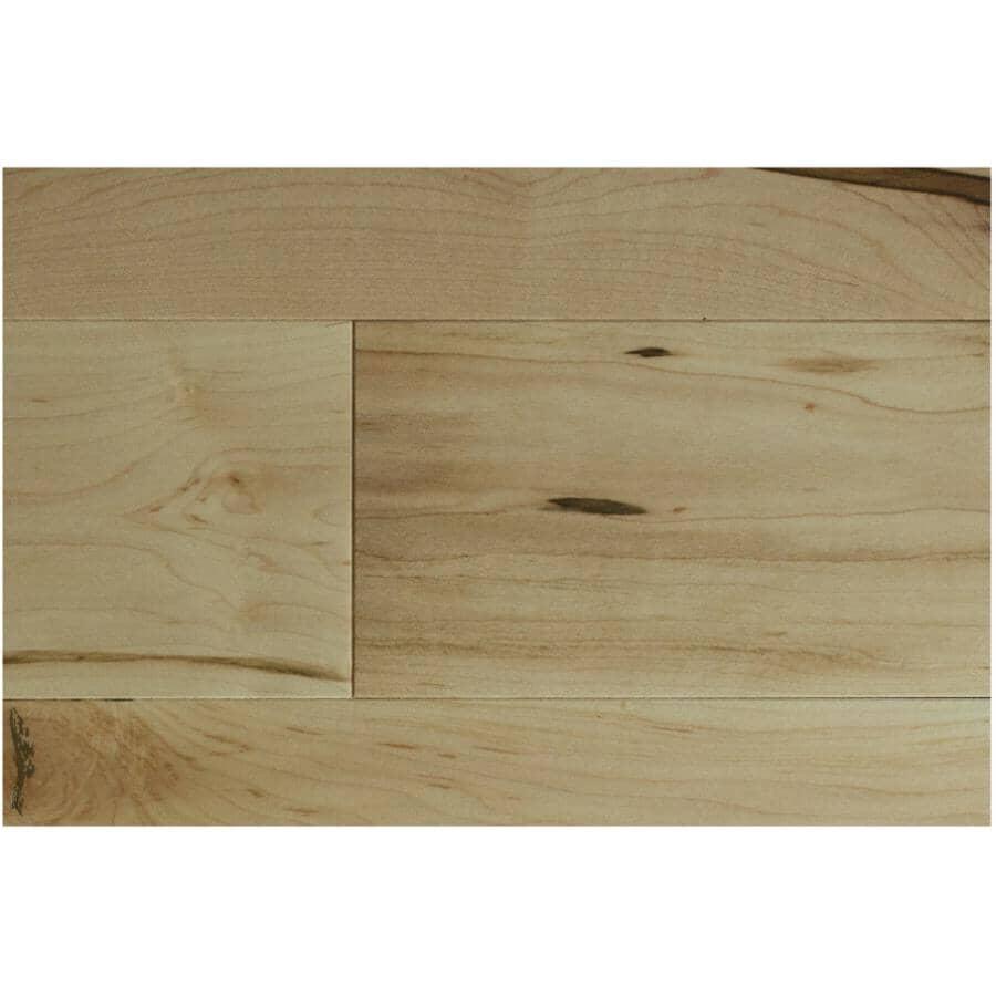 "GOODFELLOW:Originals Nature Collection 3-1/4"" x 3/4"" Smooth Maple Hardwood Flooring - Naturel, 20 sq. ft."