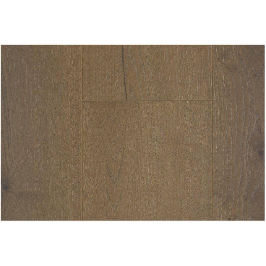 "GOODFELLOW:San Marino Collection 7.7"" x 74.8"" Engineered Oak Hardwood Flooring - Cobble, 25.83 sq. ft."