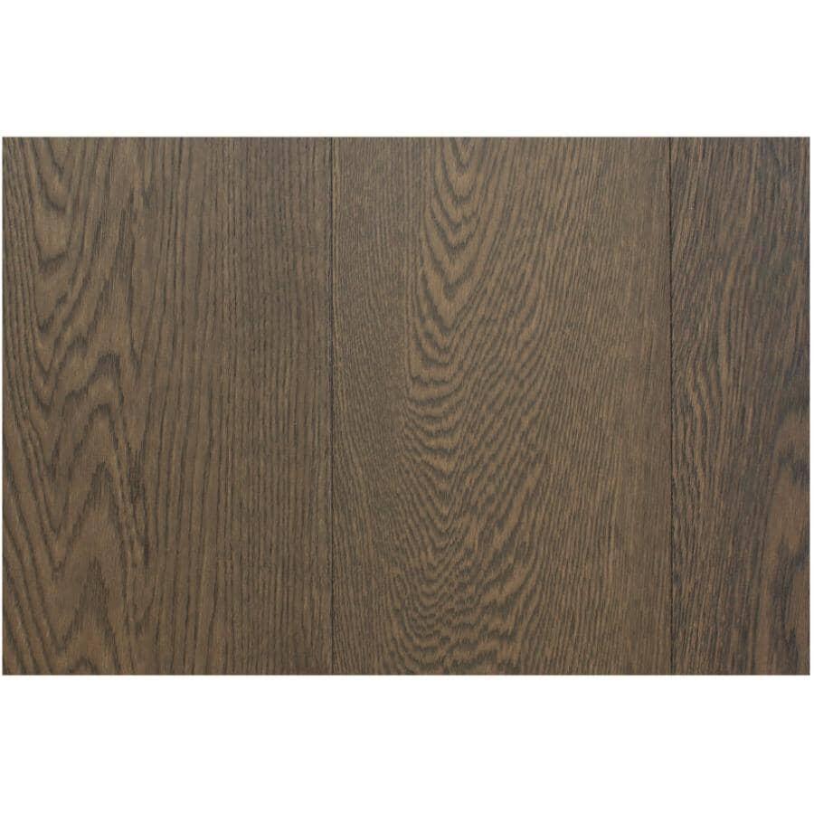"GOODFELLOW:San Marino Collection 7.7"" x 74.8"" Engineered Oak Hardwood Flooring - Earth, 25.83 sq. ft."