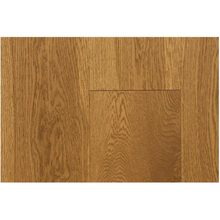 "GOODFELLOW:San Marino Collection 7.7"" x 74.8"" Engineered Oak Hardwood Flooring - Heritage, 25.83 sq. ft."