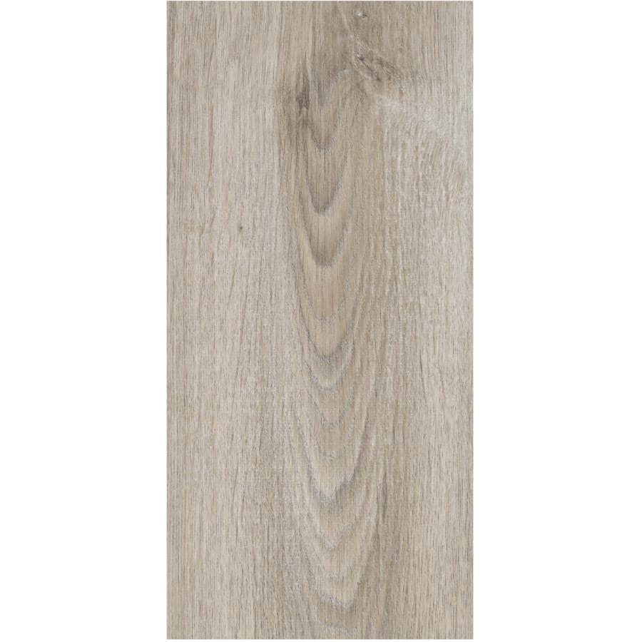 "SHNIER:AquaPro Collection 7"" x 54"" Laminate Plank Flooring - Sandwashed, 20.11 sq. ft."