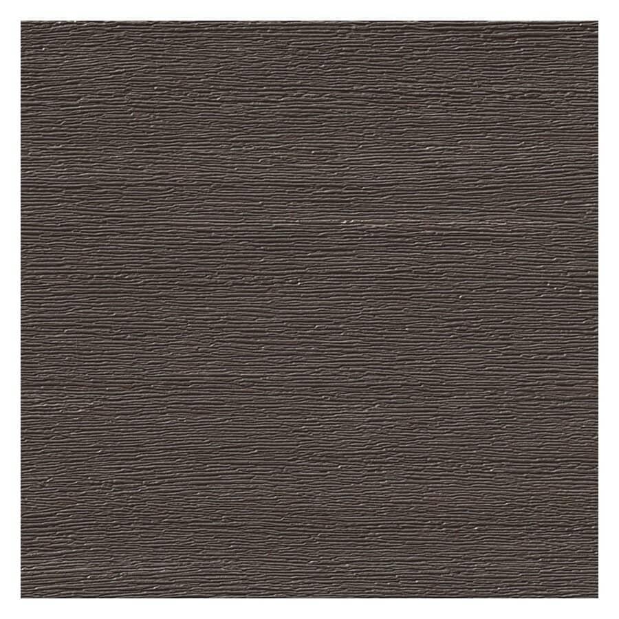 "AZEK:1"" x 5-1/2"" x 16' Vintage Grooved Edge Dark Hickory Deck Board"
