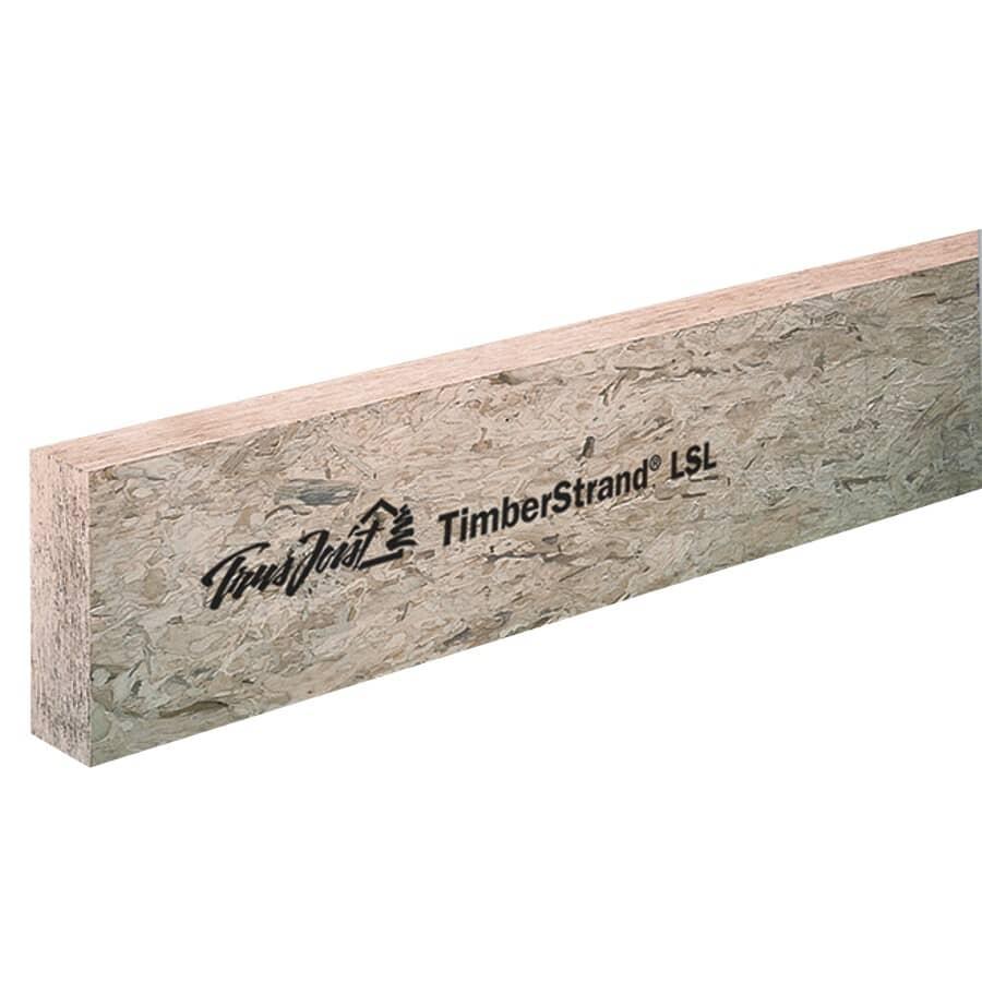 """TRUS-JOIST:2"""" x 6"""" x 20' Grade 1.5E Timberstrand Beam"""
