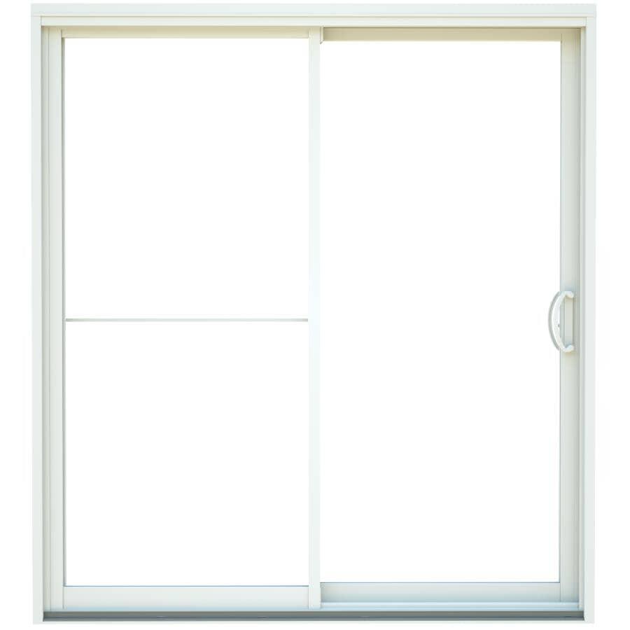 "STANDARD DOORS:6' x 6'8"" Oreana OF Low-e Glass PVC Patio Door, with 5-3/8"" Frame"