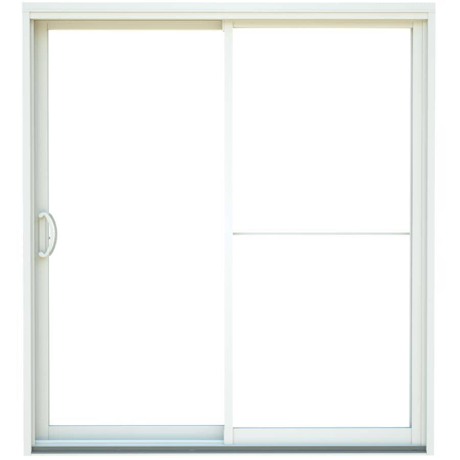 "STANDARD DOORS:6' x 6'8"" Oreana FO Low-e Glass PVC Patio Door, with 5-3/8"" Frame"