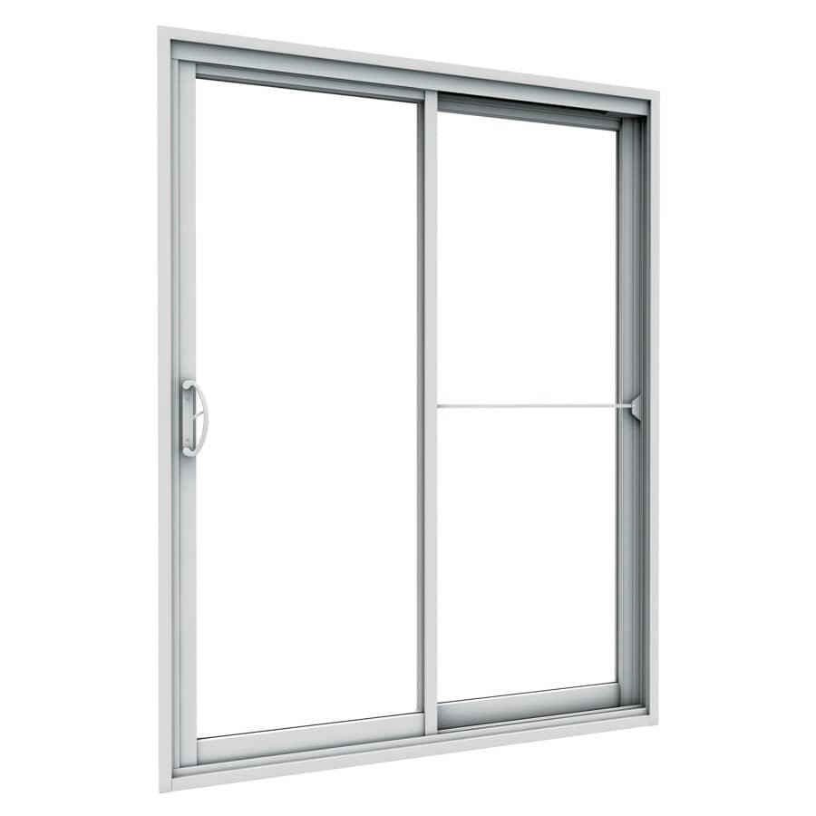 "STANDARD DOORS:5' x 6'8"" Oreana OF Low-e Glass PVC Patio Door, with 7-1/4"" Frame"