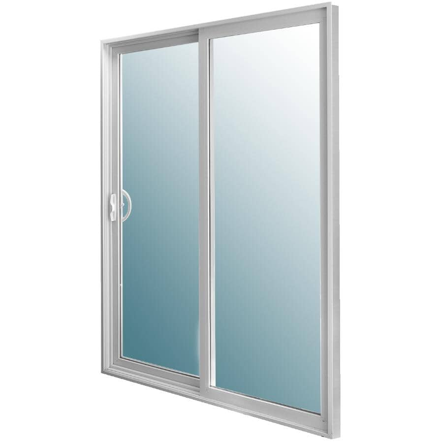 """ALL WEATHER WINDOWS:6' x 6'8"""" Metro OF PVC Patio Door"""