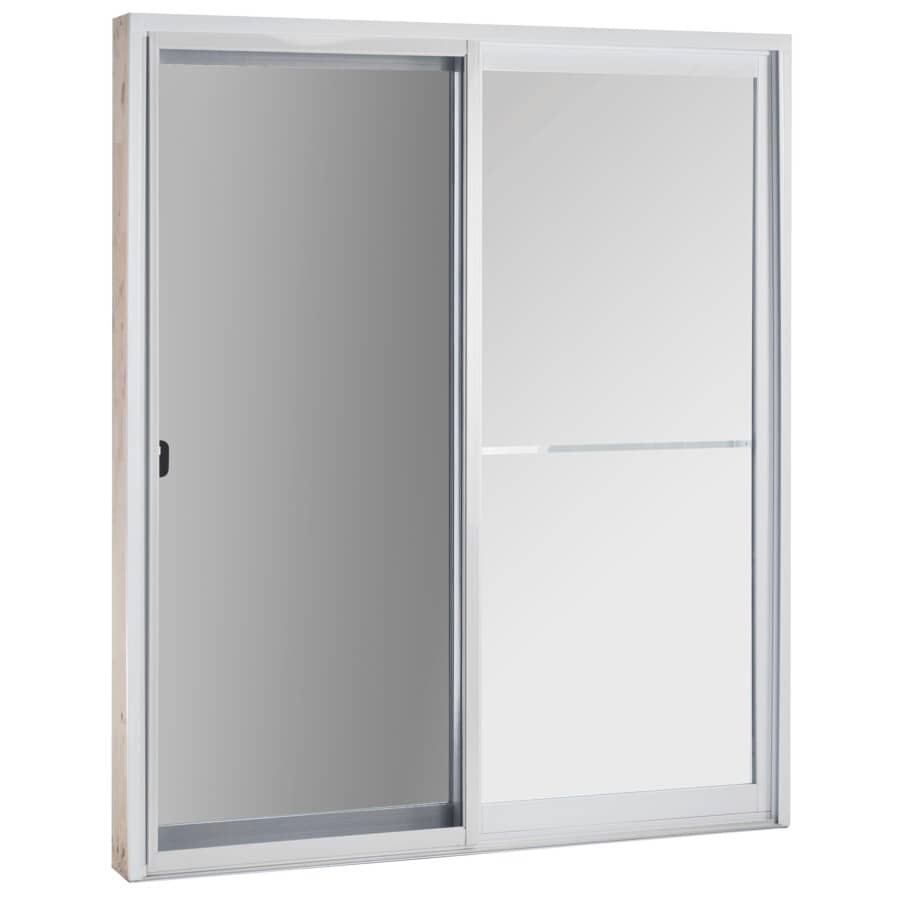 """DIMENSIONS PORTES ET FENETRES:6' Astral OF Low-e Glass Patio Door, with 7-1/4"""" Jamb"""