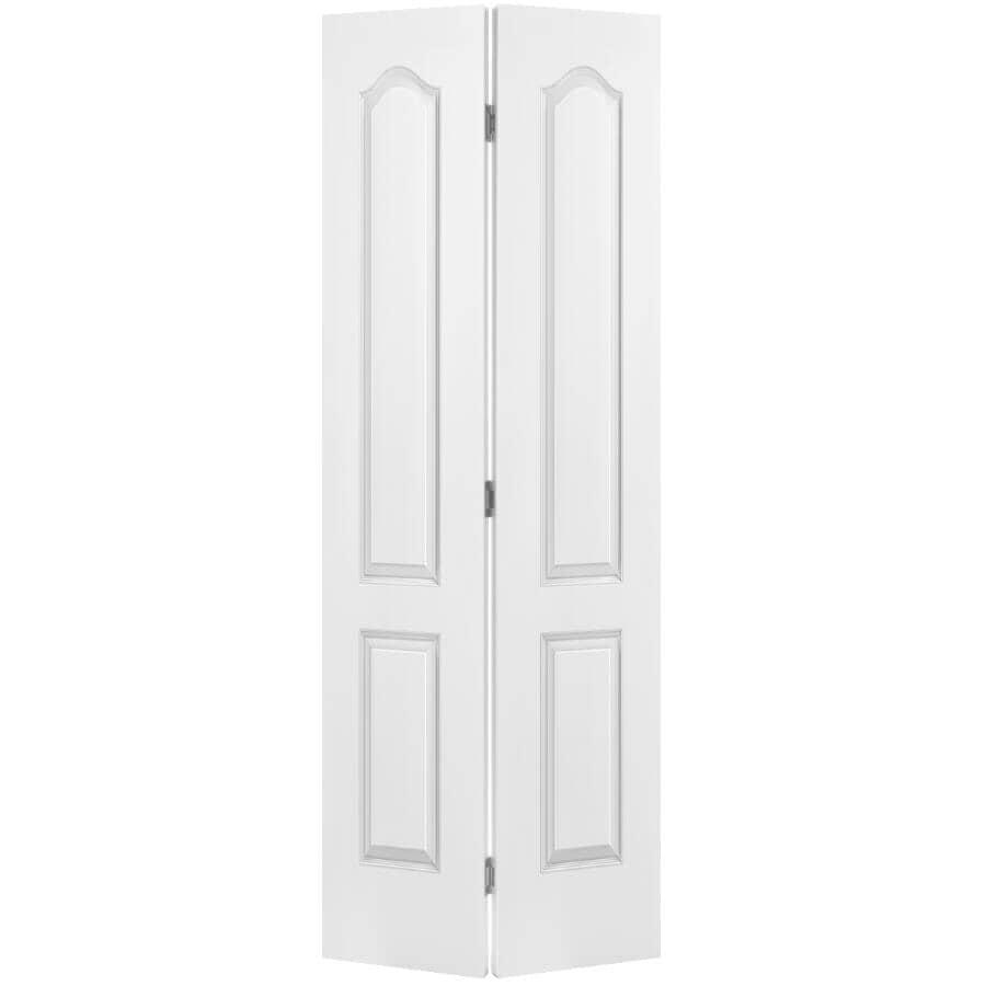 "MASONITE:26"" x 80"" 2 Panel Arch Bifold Door"