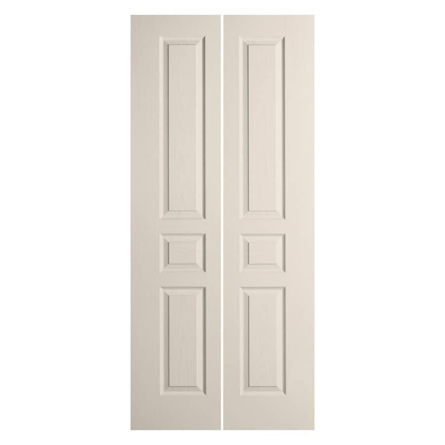 """JELD-WEN:30"""" x 80"""" Boston Bifold Door"""