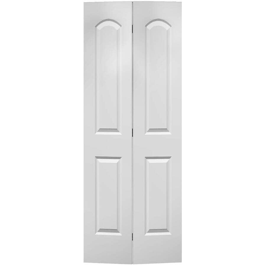 "MASONITE:34"" x 80"" Roman Bifold Door"