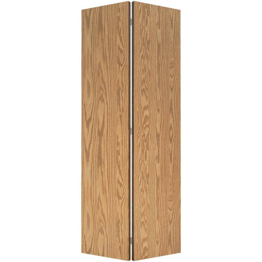 """LYNDEN DOOR:Alpine Oak Bifold Door - 24"""" x 80"""""""