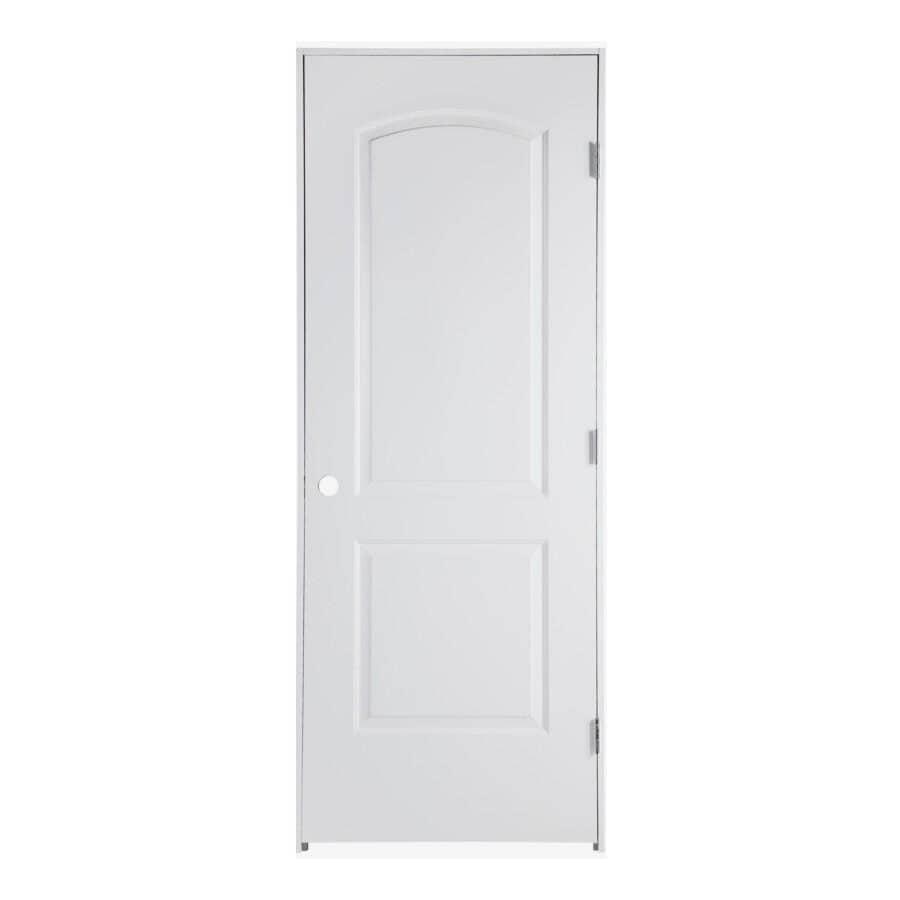 "JELD-WEN:30"" x 80"" Continental Easy-Install Door, with Medium Density Fibreboard Jamb"