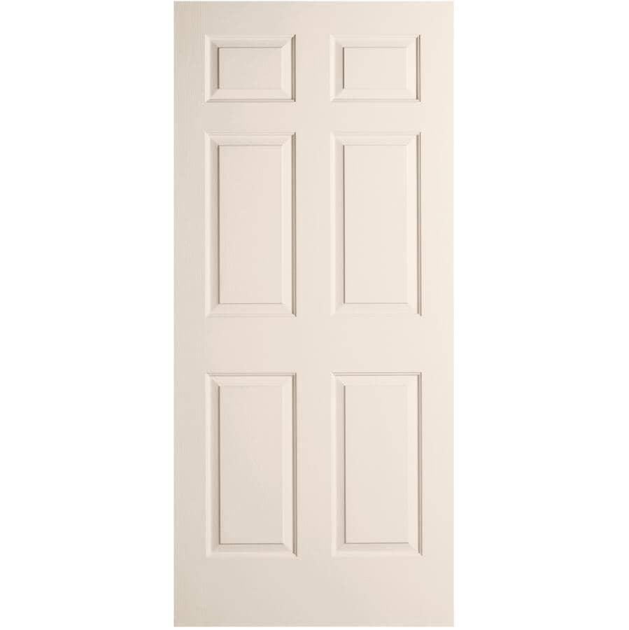 """JELD-WEN:32"""" x 80"""" Colonist Textured Easy-Install Door, with Medium Density Fibreboard Jamb"""