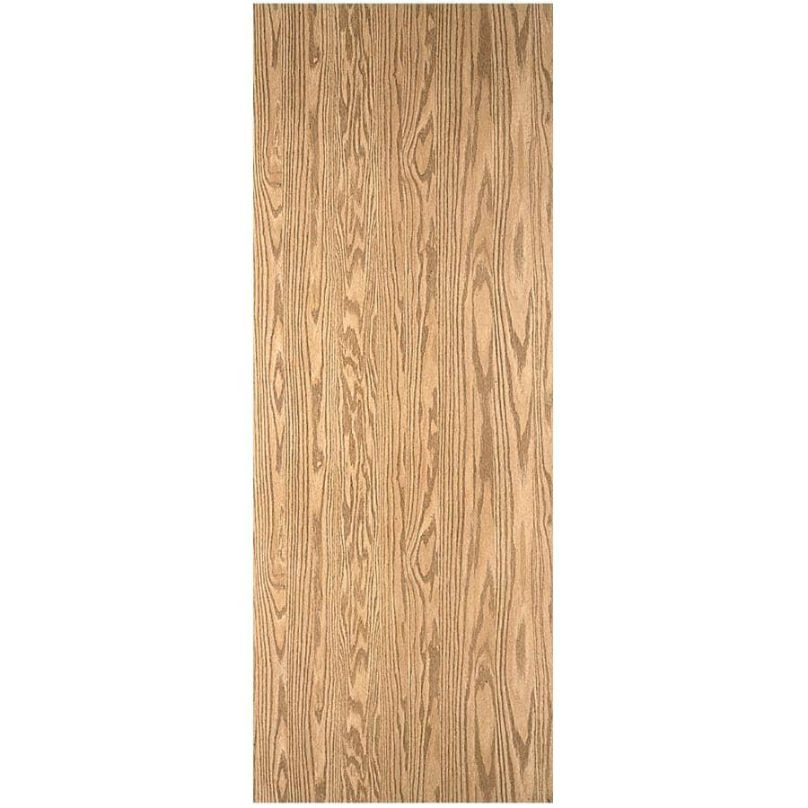 "MASONITE:28"" x 80"" Marquis Oak Fast Fit Door"