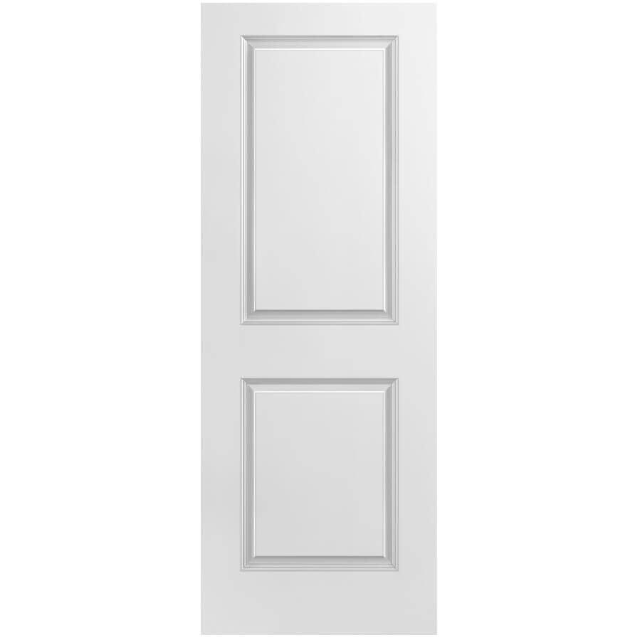 "MASONITE:2 Panel Smooth Slab Door - 30"" x 80"""