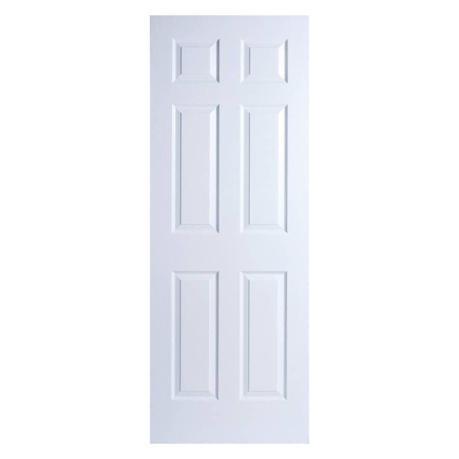 "MASONITE:6 Panel Slab Door - 18"" x 80"""