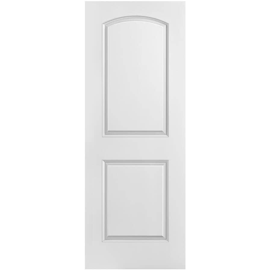 "MASONITE:Roman Safe and Sound Slab Door - 32"" x 80"""
