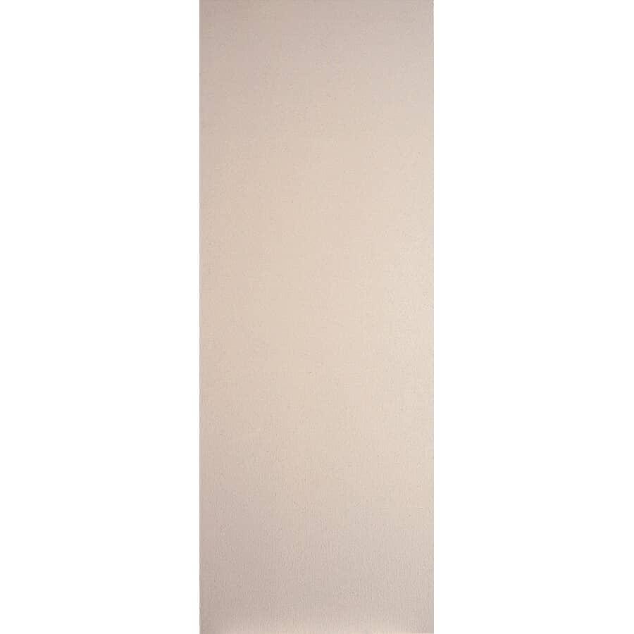 """JELD-WEN:18"""" x 80"""" Primed Hardboard Slab Door"""