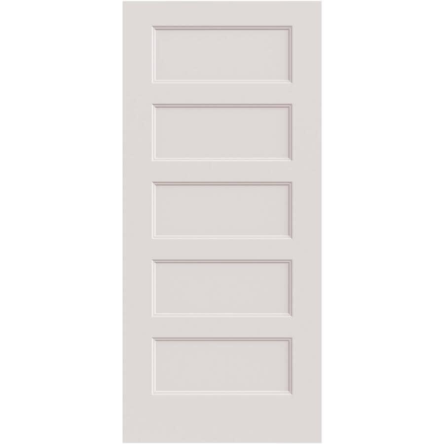 """LYNDEN DOOR:34"""" x 80"""" Winthrop Left Hand Pre-Hung Door - with 4-9/16"""" Rabbeted Jamb"""