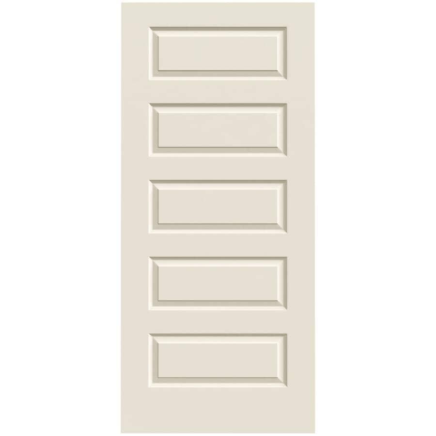 """LYNDEN DOOR:36"""" x 80"""" Benton Right Hand Pre-Hung Door - with 4-9/16"""" Rabbeted Jamb"""