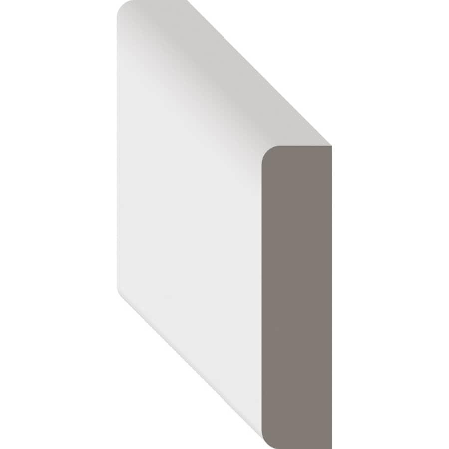 "METRIE:3/8"" x 2-1/4"" Hemlock Burlap Moulding, by Linear Foot"