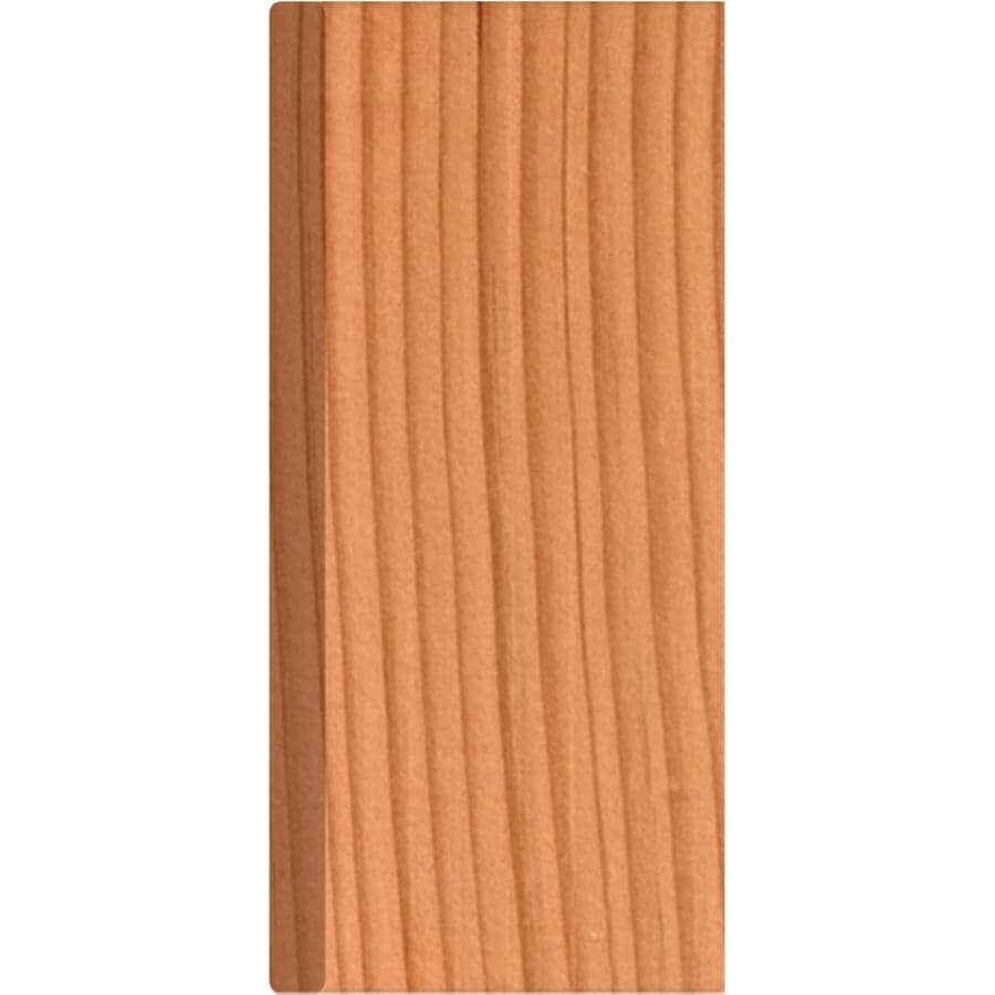 """ALEXANDRIA MOULDING:11/16"""" x 11-1/4"""" Fir Sanded Four Sides and Eased Four Edges Moulding, by Linear Foot"""