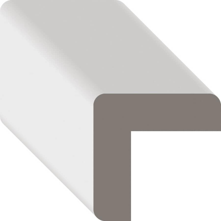 """METRIE:1-1/16"""" x 1-1/16"""" Maple Cornerguard Moulding, by Linear Foot"""