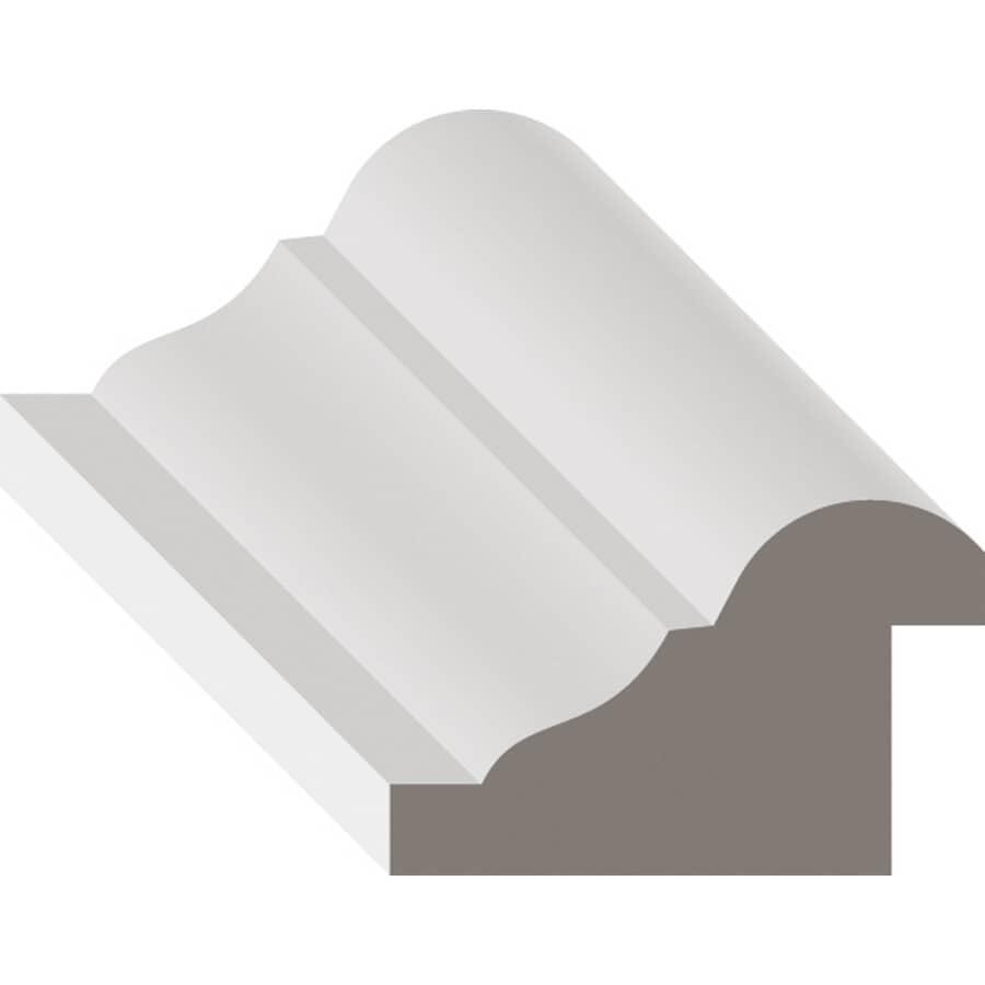 "METRIE:3/4"" x 1-1/8"" Maple Panel Moulding, by Linear Foot"