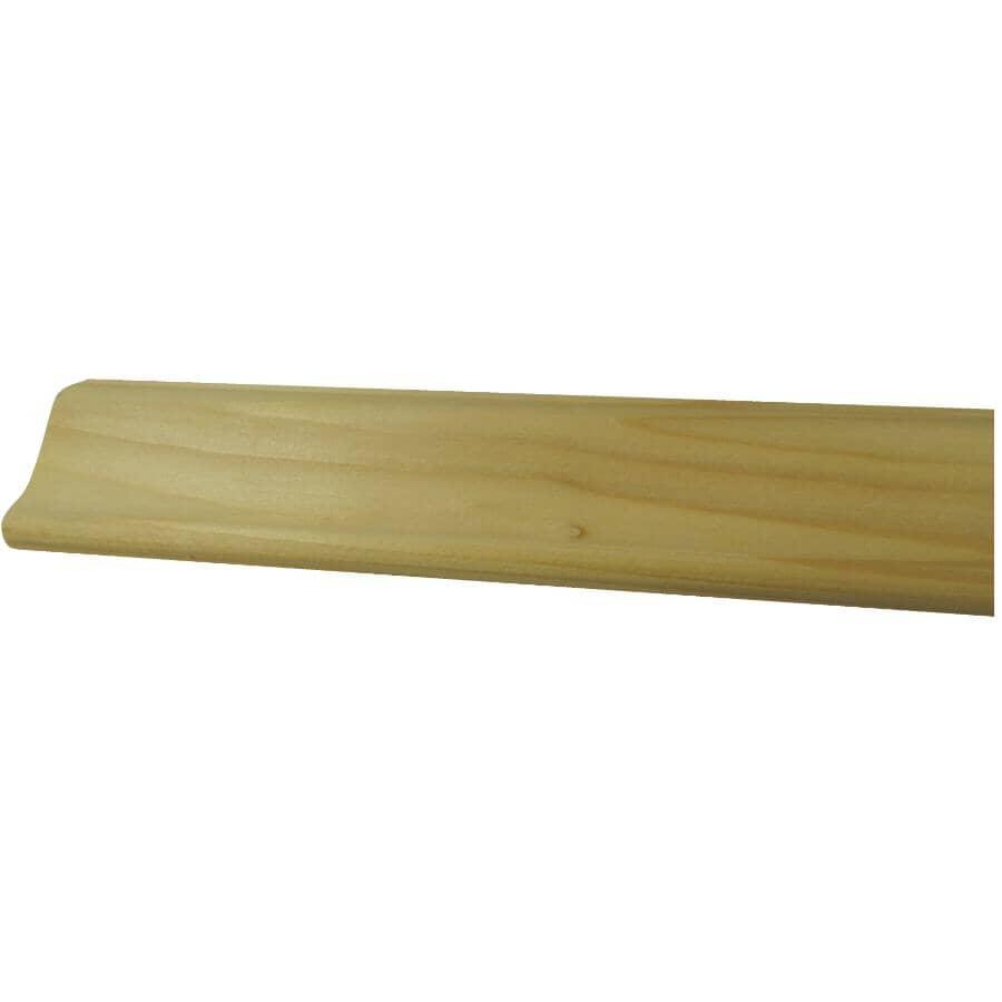 GOODFELLOW:Moulure d'extrémité en contreplaqué d'épinette de 3/4po x 1-9/16po x 8pi