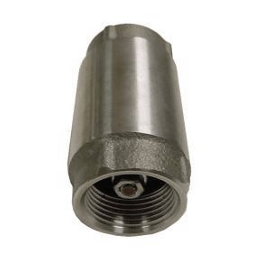 """GENERIC:3/4"""" Stainless Steel Check Valve"""