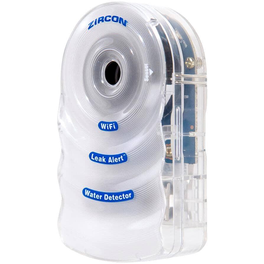 ZIRCON:Leak Alert(TM) WiFi Smart Water Detector