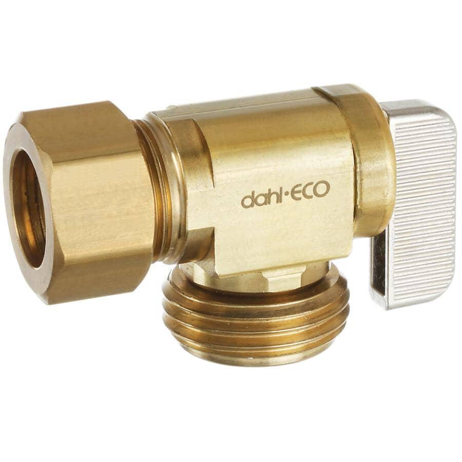 "DAHL:5/8"" Brass Sediment Faucet"