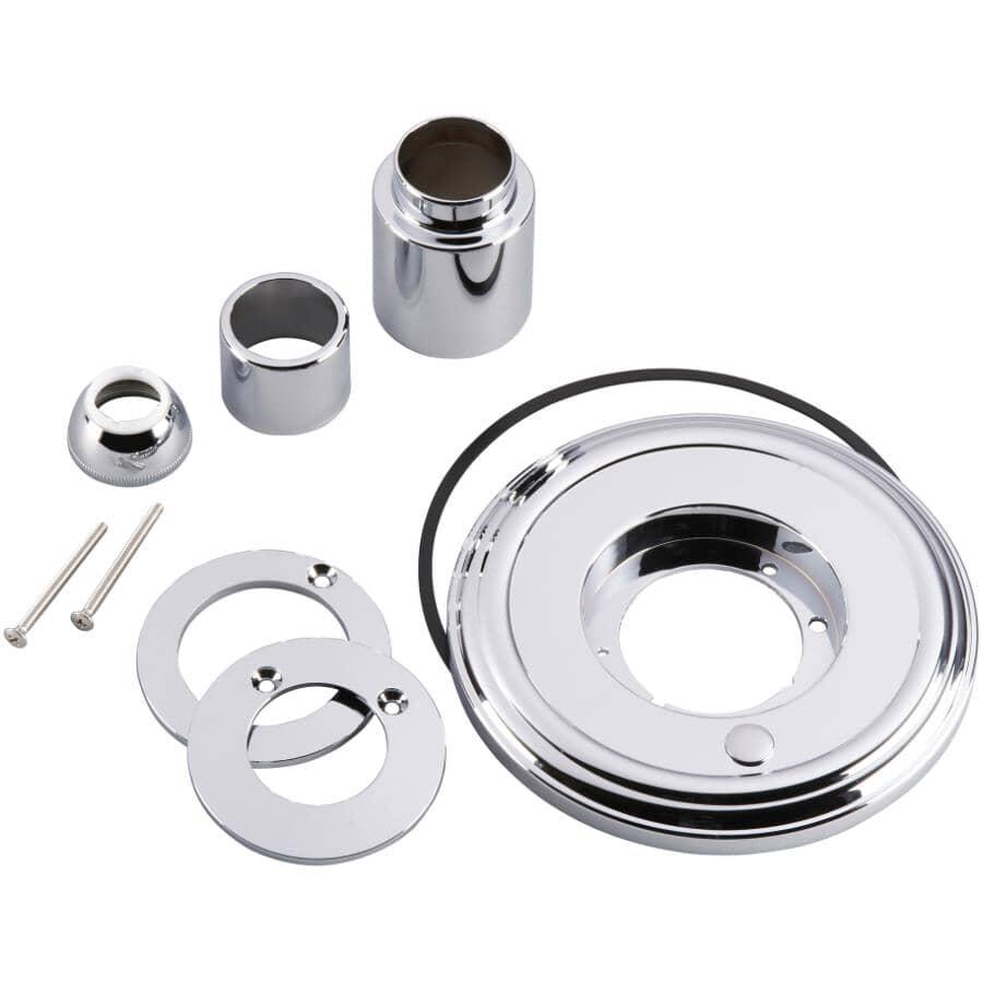 MOEN:Tub & Shower Trim Kit - Chrome