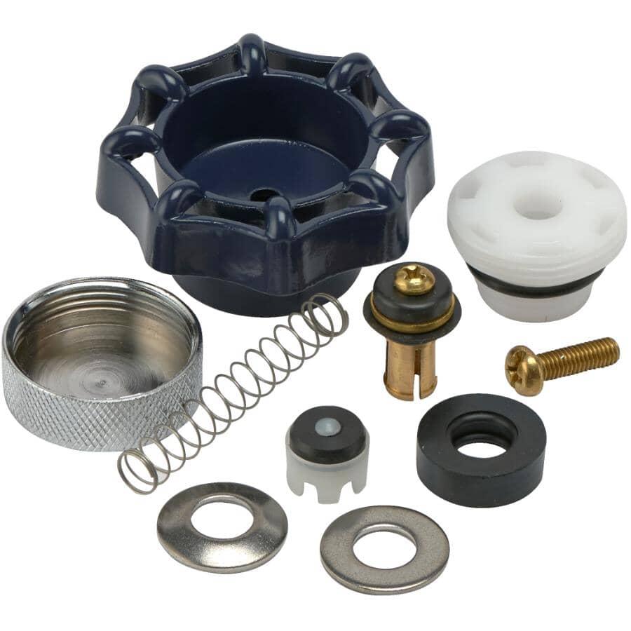 HOME PLUMBER:Non Freeze Faucet Repair Kit