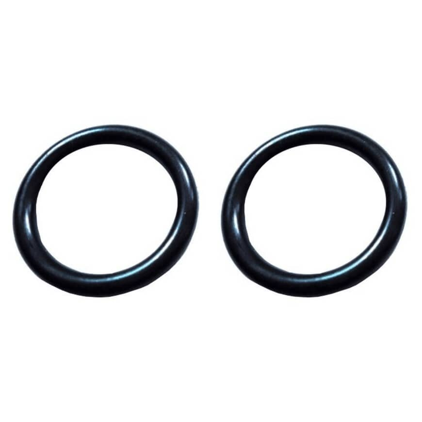 """HOME PLUMBER:2 Pack 9/16"""" ID x 3/4"""" OD Faucet O-Rings"""