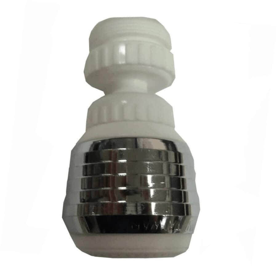 HOME PLUMBER:Single Swivel Watersaver Faucet Aerator
