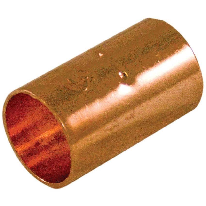 "AQUADYNAMIC:1-1/2"" Copper x 1-1/2"" Copper Coupling"