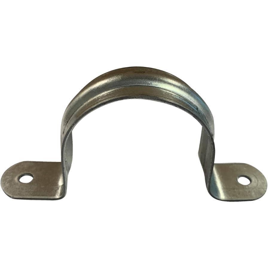 "GLOBE STAMPING:2"" Galvanized Pipe Strap"