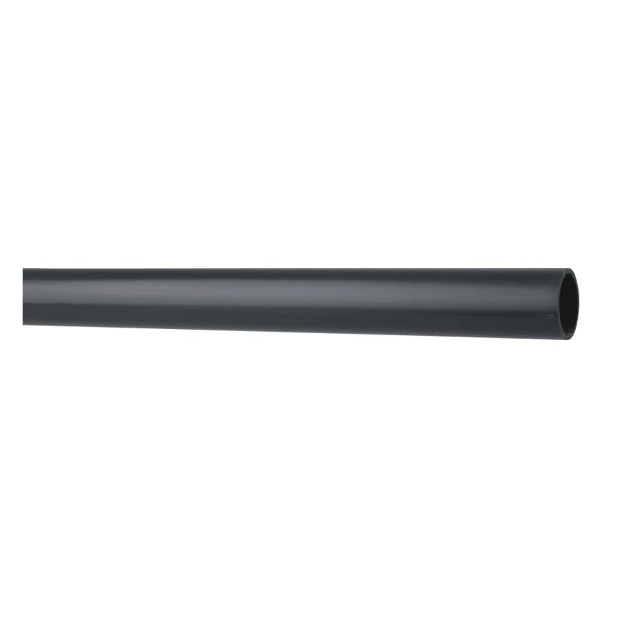 """ROYAL BUILDING PRODUCTS:4"""" x 12' ABS/DWV Pipe"""