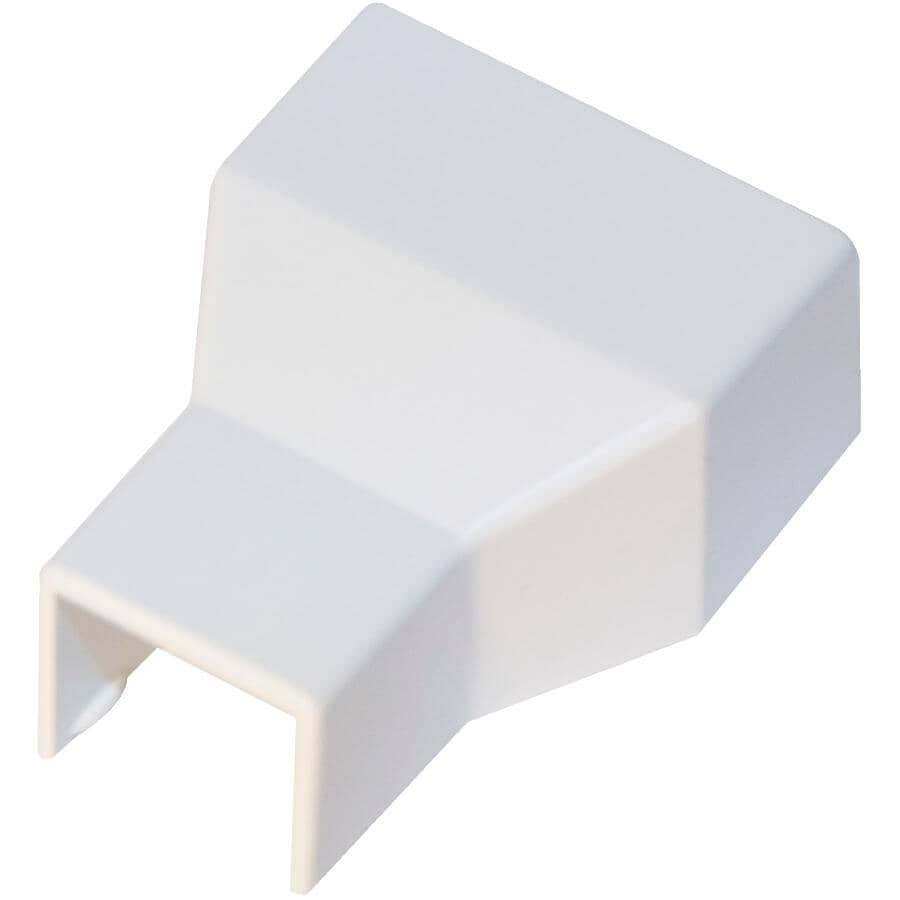 NORTH AMERICAN BRANDS:White Cord Conceal Reducer Fitting
