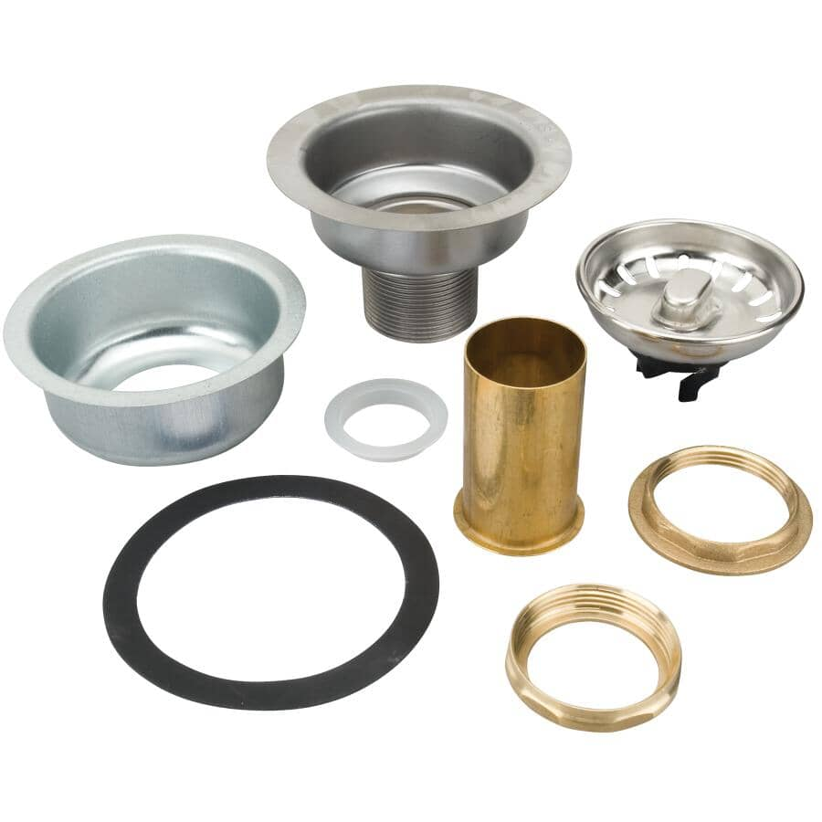 MOEN:Complete Sink Strainer Assembly - Clawfoot
