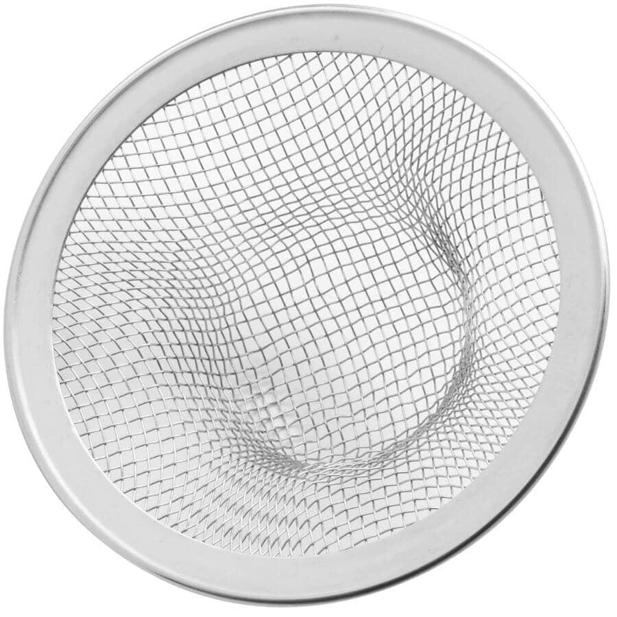 MOEN:Stainless Steel Tub & Laundry Strainer - 70 mm