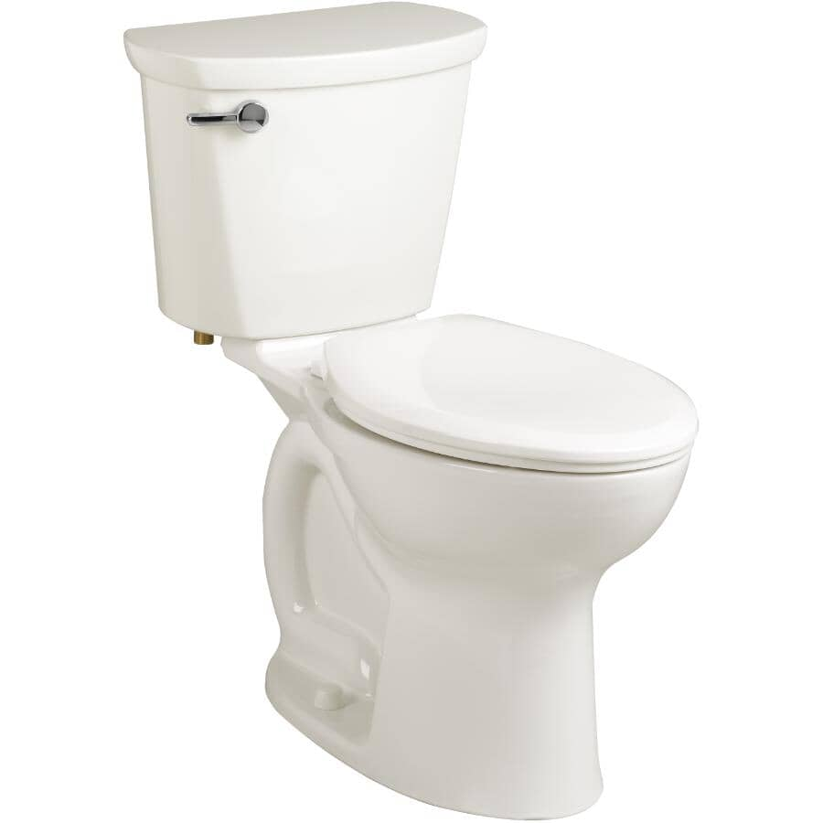AMERICAN STANDARD:4.8 L Cadet Pro Right Height Elongated Toilet - White