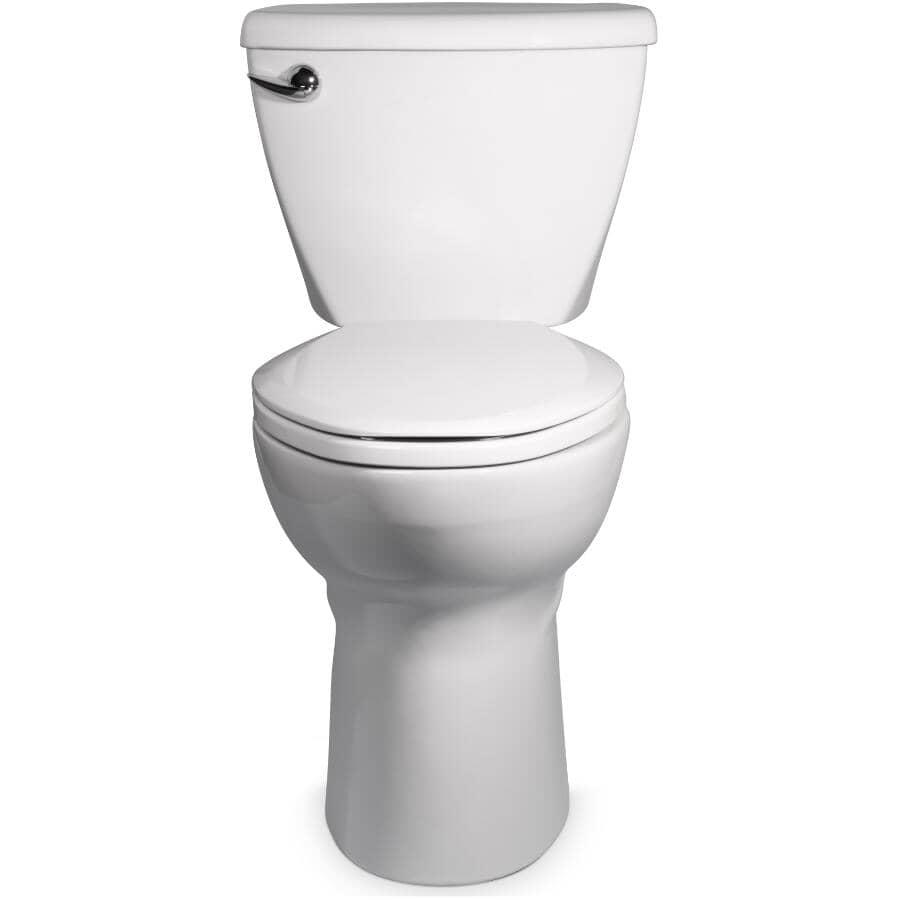 AMERICAN STANDARD:6 L Ravenna Right Height Elongated Toilet - White