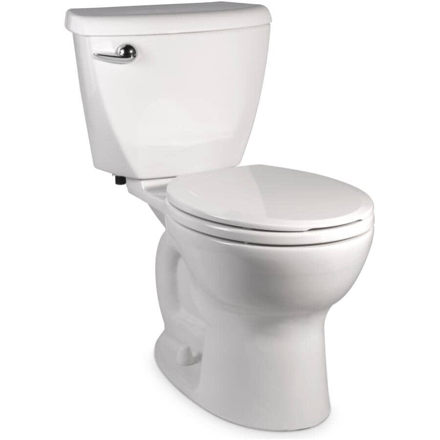 AMERICAN STANDARD:6 L Ravenna3 Round Toilet - White