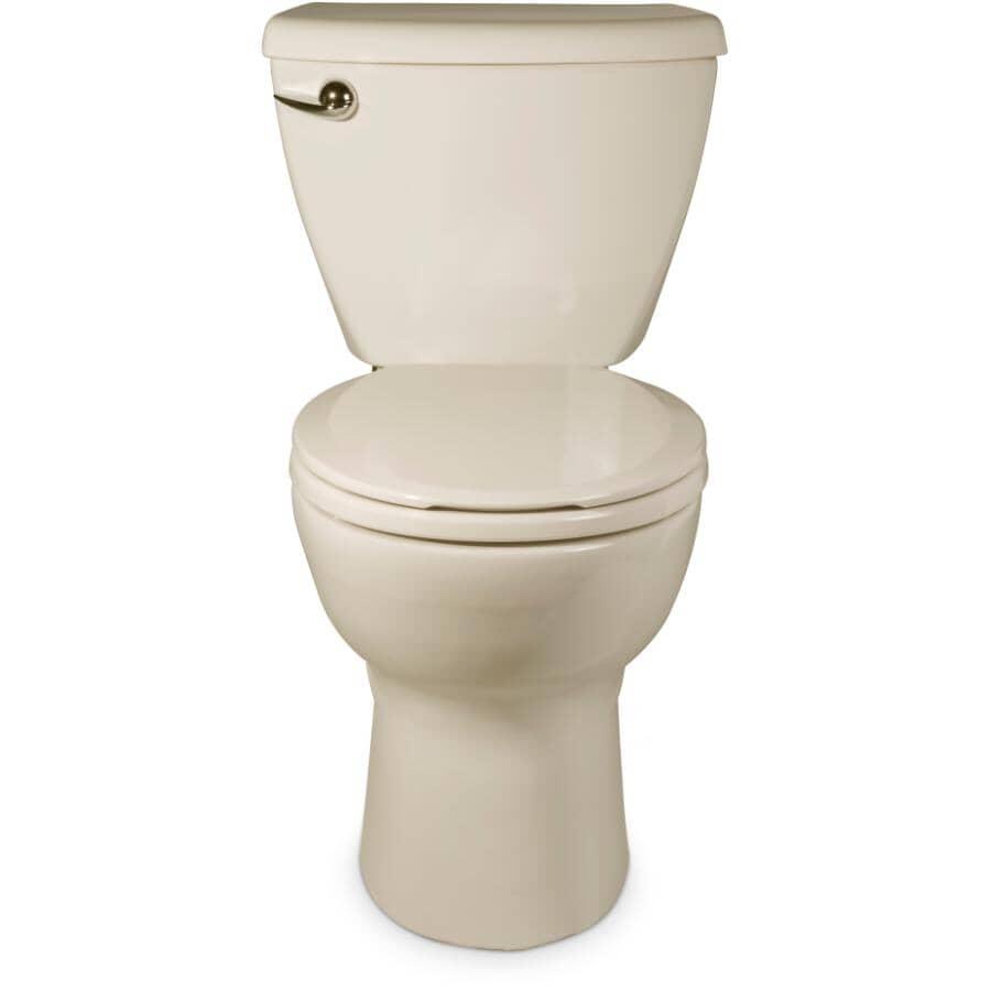 AMERICAN STANDARD:6 L Ravenna3 Round Toilet - Bone