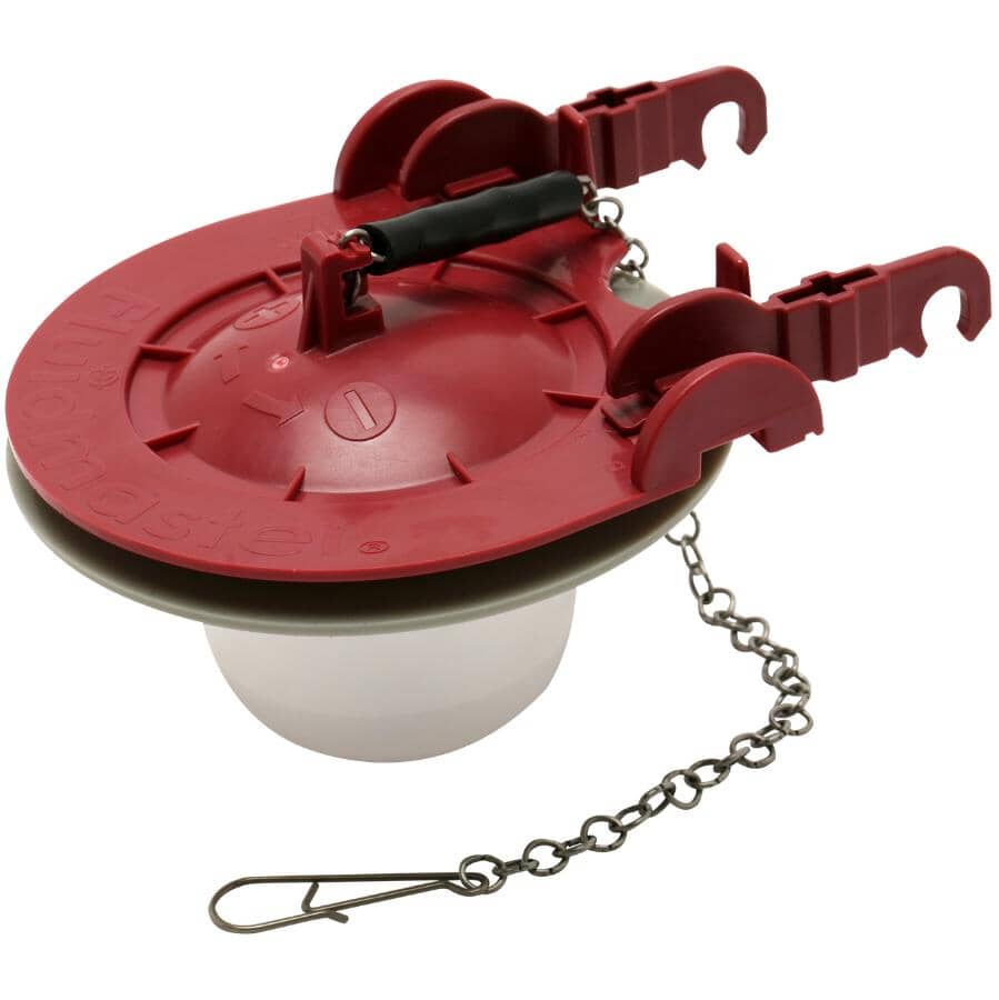 FLUIDMASTER:Clapet de toilette universel de 3po