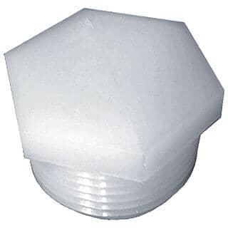 "GREENLEAF:2 Pack 3/4"" Male Pipe Thread Nylon Plugs"