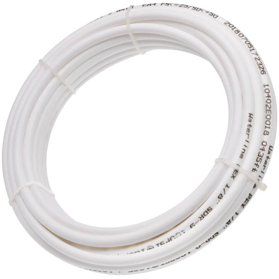 """WATERLINE PRODUCTS:1/4"""" x 25' PEX Tubing for Icemaker"""